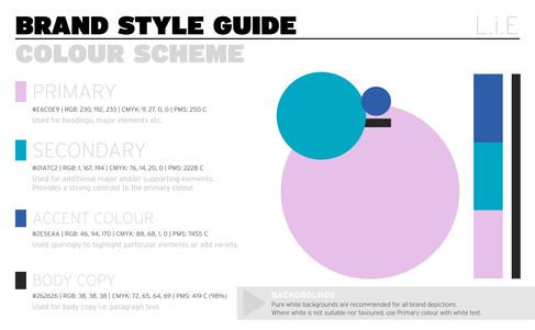 L.i.E - Brand style guide for portolio-0