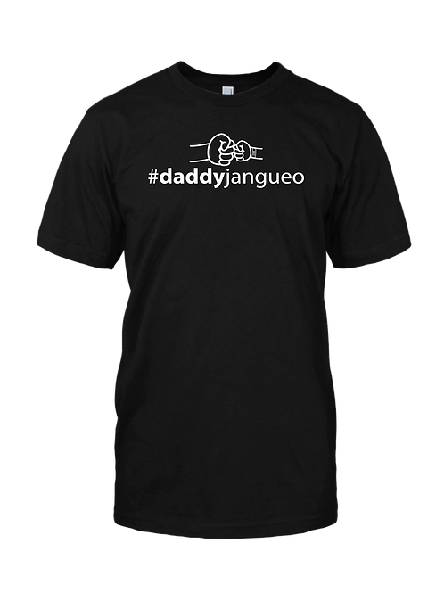 Daddyjangueo Black Short Sleeve T-shirt