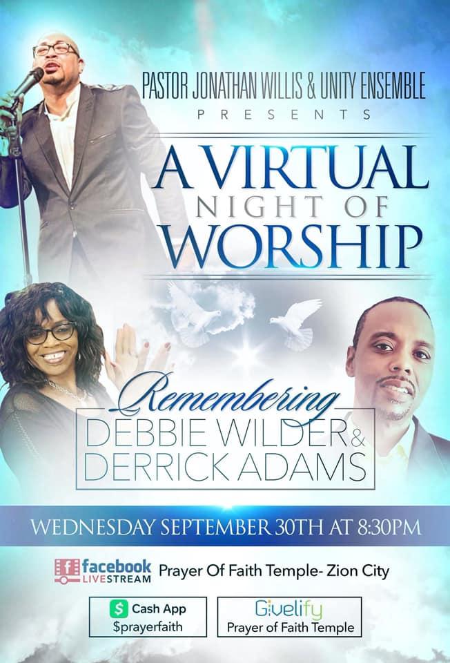 Virtual Night of Worship