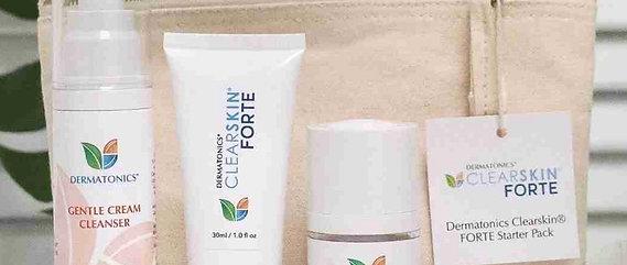 Dermatonics Clearskin® Forte Starter Kit