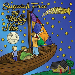 Suzan'ah Free The Wishing Star CD
