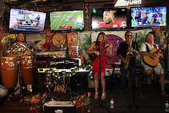 Kona Beat Band Live Sept. 4, 2016