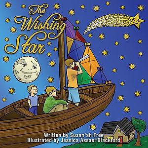 Suzan'ah Free The Wishing Star Book