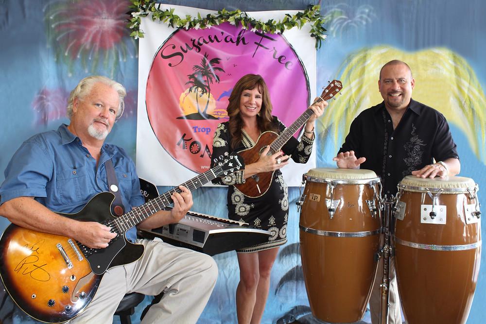 The Kona Beat Band