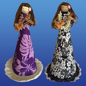 Handmade Suzan'ah Free Doll