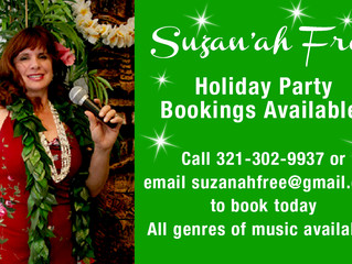 REPOST Holiday Party Bookings Available