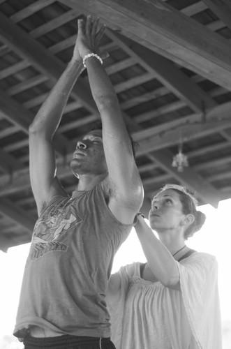Sienna Creasy Yoga Teacher