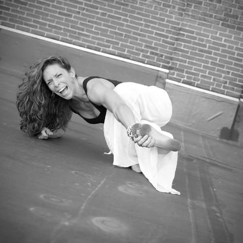 Sienna Creasy Happy Yoga