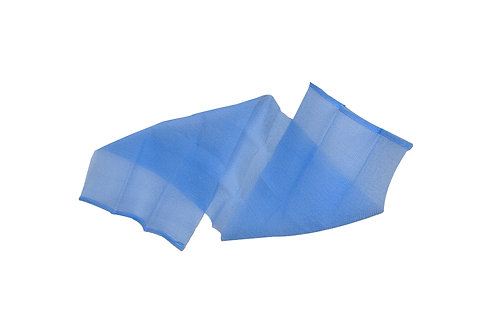 Bass BC1 Baby Blue  |  Premium Nylon Exfoliating Body Cloth