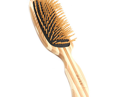 The Green Brush: Our Sustainable Bamboo Handle Line of Hair Brushes