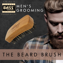 Beard Brush 1