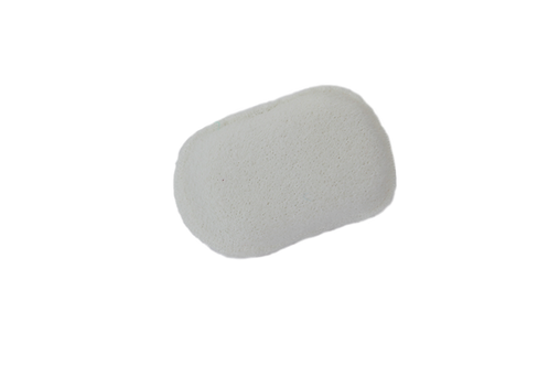 Bass S66 Snowy White  |  Premium Nylon Body Exfoliating Handpad
