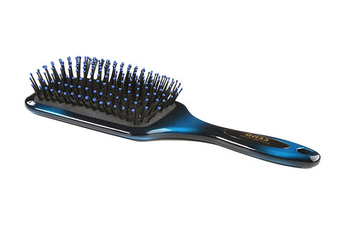 Bass LPB Sapphire Burst | Large Paddle Hairbrush with Nylon Pins