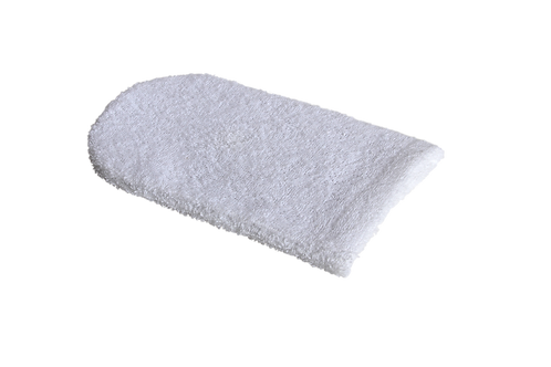 Bass BM1 Snowy White  |  Extra Soft Body Mitt