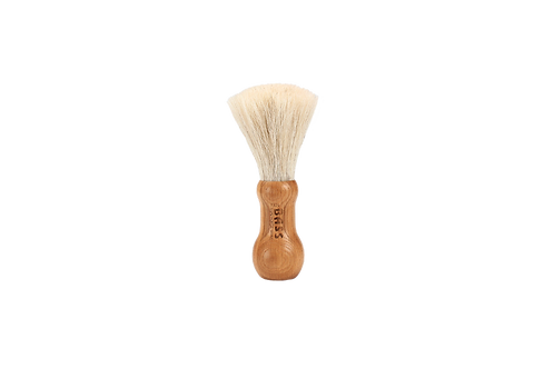 Bass 1326 Oak Wood  |  Neck Duster with Natural Bristles