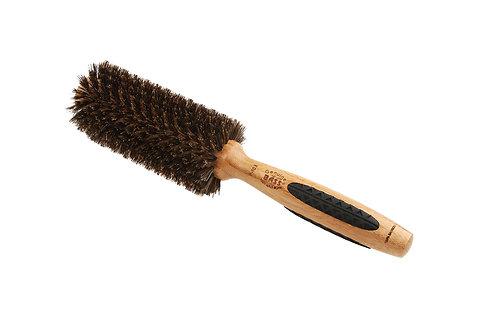 The P Series P103 | Medium Deluxe Round Brush with Natural Bristles