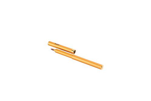 Bass 1294 Gold | Retractable Lip Brush
