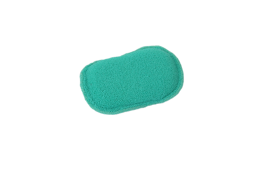 Bass S66 Gorgeous Green |  Premium Nylon Body Exfoliating Handpad