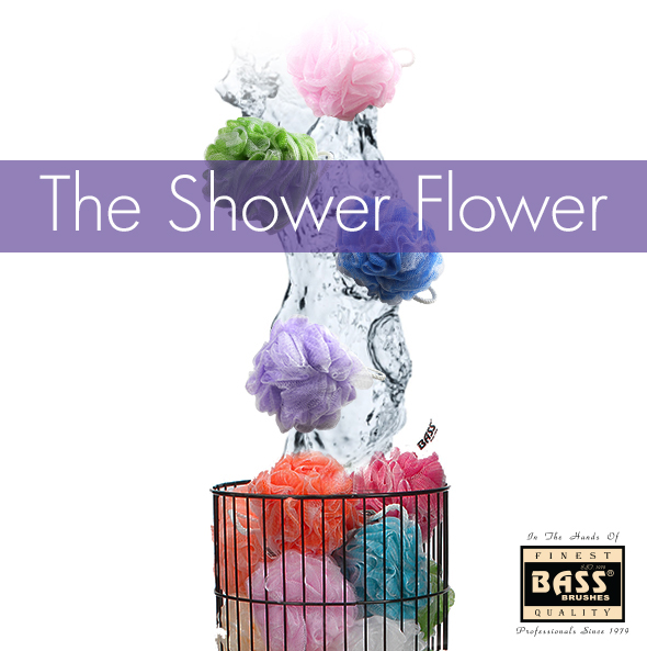 EM - Shower Flower 1 with Logo