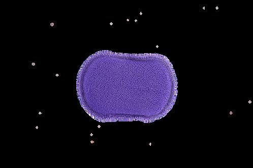 Bass S66 Royal Purple |  Premium Nylon Body Exfoliating Handpad