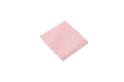 BASS FC1 Pretty Pink  |  Premium Nylon Exfoliating Facial Cloth