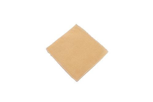 Bass FC1 Khaki  |  Premium Nylon Exfoliating Facial Cloth
