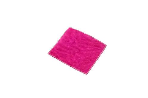 BASS FC1 Fucshia  |  Premium Nylon Exfoliating Facial Cloth