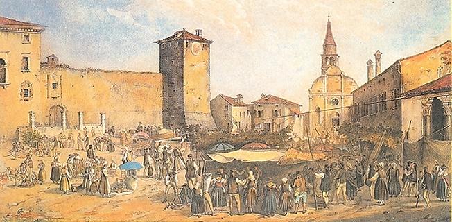 Crtez Svetvinčenta iz djela A.Tischbeina