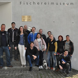 Besuch Fischerei Museum
