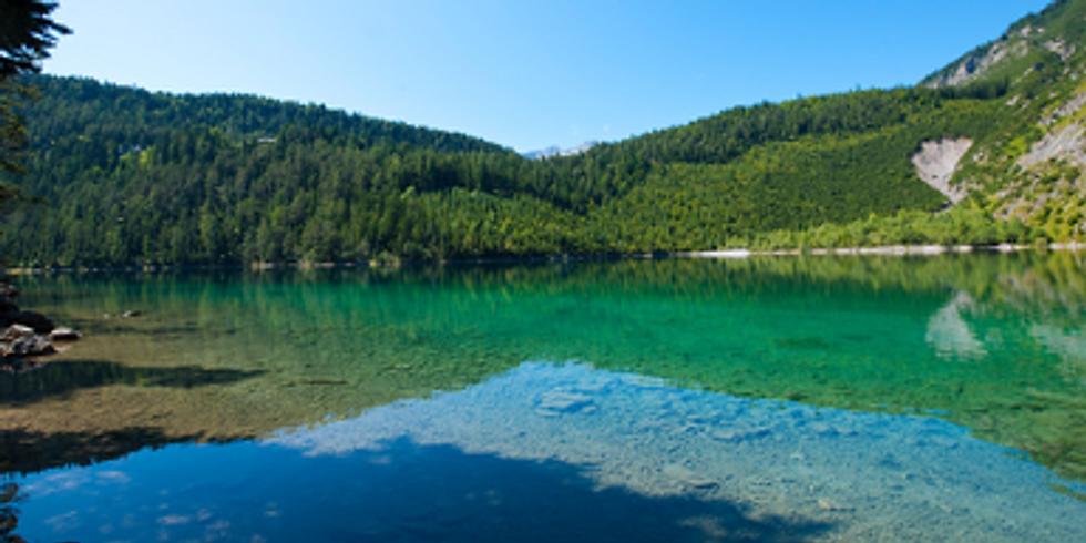 Tauch-Weekend im Herbst 2017 im Allgäu und Tirol