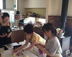 働く女子のパン教室
