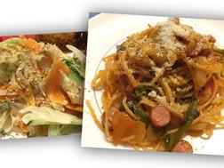 K博士の復習料理+自習料理