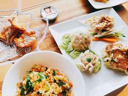 ヘルシークッキング🇨🇳野菜たっぷり中華