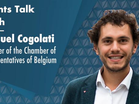 Rights Talk 6 - Samuel Cogolati