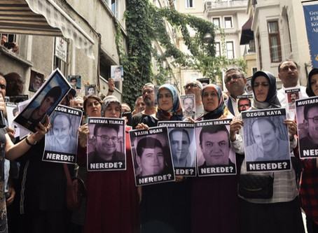 REPORT : Enforced Disappearances