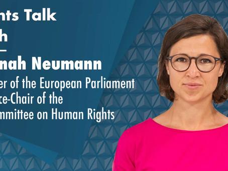 Rights Talk 5 - Dr. Hannah Neumann