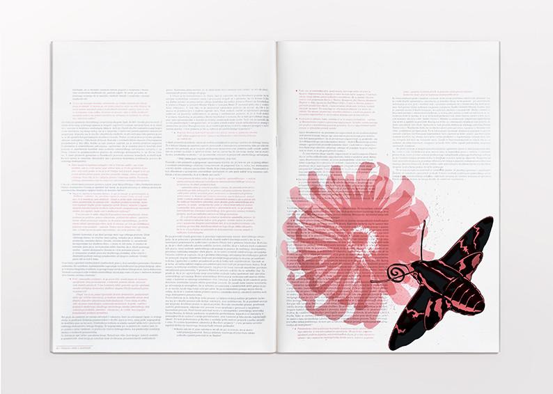 Parasite editorial illustration