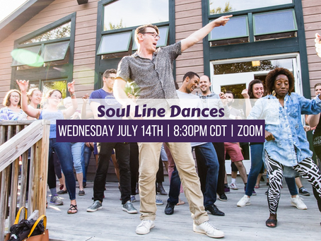 Soul Line Dances - Wednesday 7/14/21