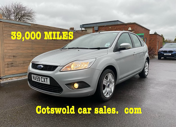 2010 FORD FOCUS 1.8 td 115 style