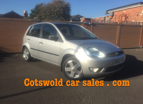 2006-55 Ford Fiesta zetec climate 1.4 5dr *38000* miles