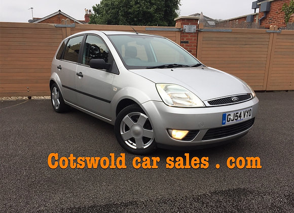05-54 FORD FIESTA 1.4 5 dr FLAME