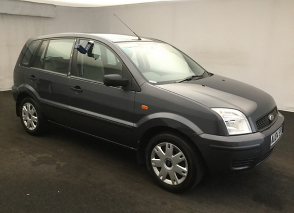 04 Ford Fusion 1.4 5 door