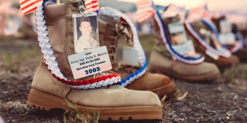 Boot Memorial Hero & Remembrance Run, Walk, or Roll 5K