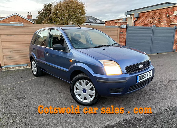 06 FORD FUSION *2*  1.4 tdci