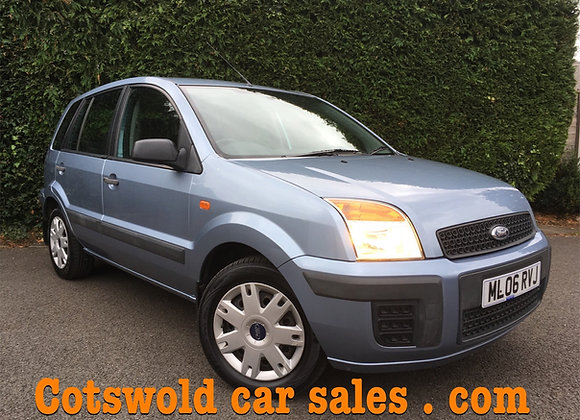 2006 Ford Fusion style climate  1.4