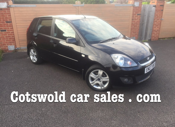 2007 Ford Fiesta climate 1.4 tdci 35000 miles 5 doors
