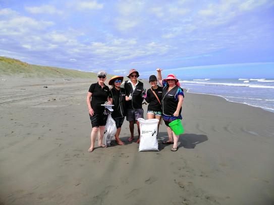 Beach Cleaning 2021