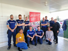 Camellia House Volunteering Day