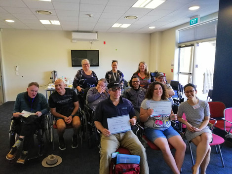 Introduction to Volunteering The benefits and opportunities  for people with disabilities. Hosted by Mana Whaikaha and facilitated by Volunteer Resource Centre