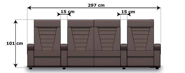 Domus Single-Dual-Single configuration